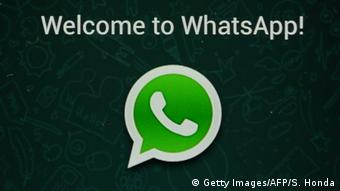 WhatsApp Messenger (Getty Images/AFP/S. Honda)