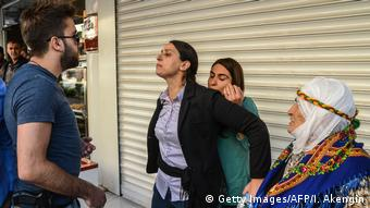 Türkei Feleknas Uca HDP Politikerin