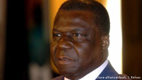 Guinea-Bissau ehemaliger Präsident Joao Bernardo Vieira (picture-alliance/dpa/L. I. Relvas)