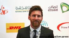 Lionel Messi in Ägypten (picture-alliance/Zumapress)