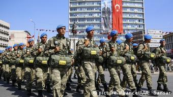 Εκταμίευε η Τουρκία κονδύλια από προενταξιακές δράσεις για την αγορά τεθωρακισμένων οχημάτων αναγνώριση;