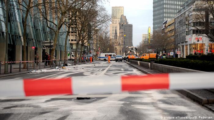 Deutschland Illegales Autorennen in Berlin
