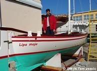 Murterska gajeta plovi prema europskom tržištu