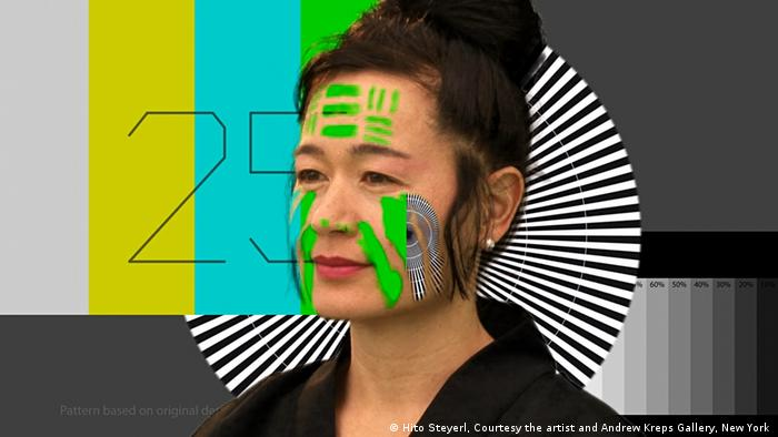 A still from Hito Steyerl's How Not to Be Seen (Hito Steyerl, Courtesy the artist and Andrew Kreps Gallery, New York )
