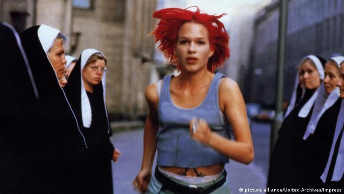 Кадр из фильма Беги, Лола, беги!