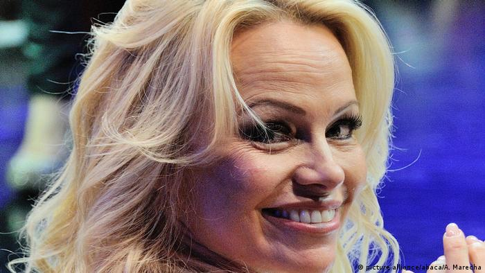 Pamela Anderson (picture alliance/abaca/A. Marecha)