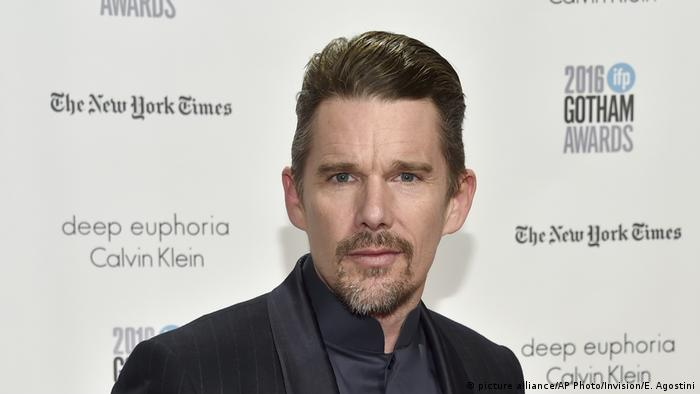 Ethan Hawke (picture alliance/AP Photo/Invision/E. Agostini)