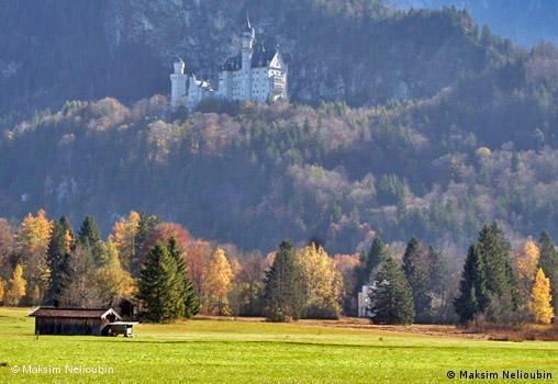 Schloss Neuschwanstein 01