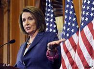 美国国会众议院议长南希·佩洛西