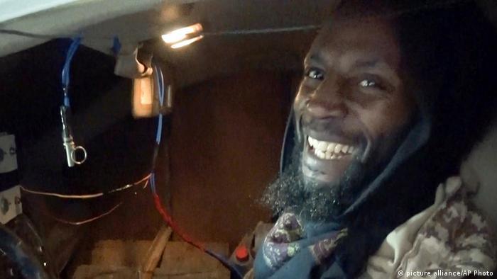 Ex-Guantanamo-Häftling begeht Anschlag in Mossul | Abu Zakariya al-Britani alias Jamal al-Harith (picture alliance/AP Photo)