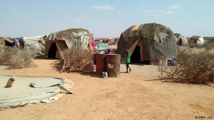 За дві доби у Сомалі 110 людей померли від голоду