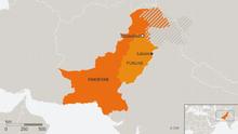 حادثه ترافیکی در پاکستان جان دست کم ۲۸ کارگر را گرفت