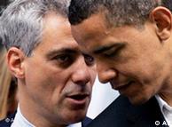 Zwei Männer nebeneinander (Quelle: AP)