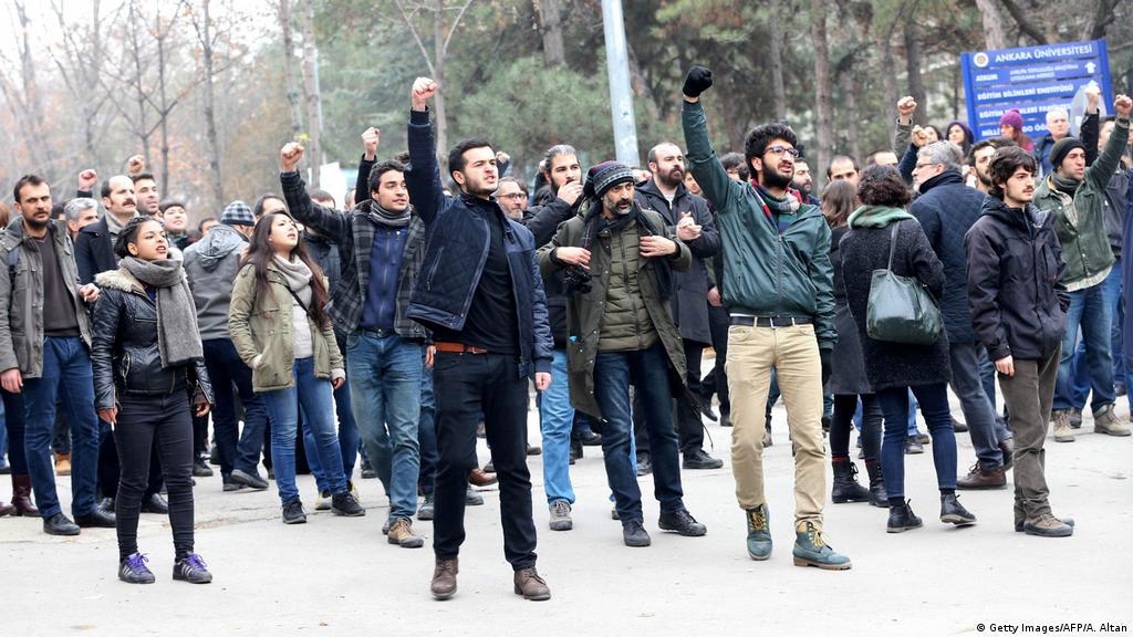 turkiye de tutuklu ogrencilerin sayisi