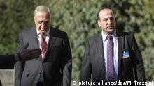 Schweiz Genf Syrien-Friedensverhandlungen