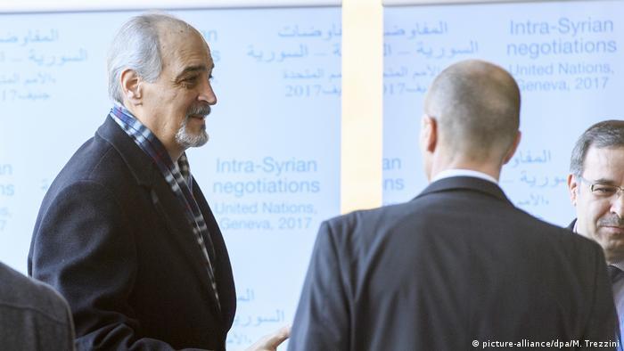 Участники новых сирийских переговоров в Женеве