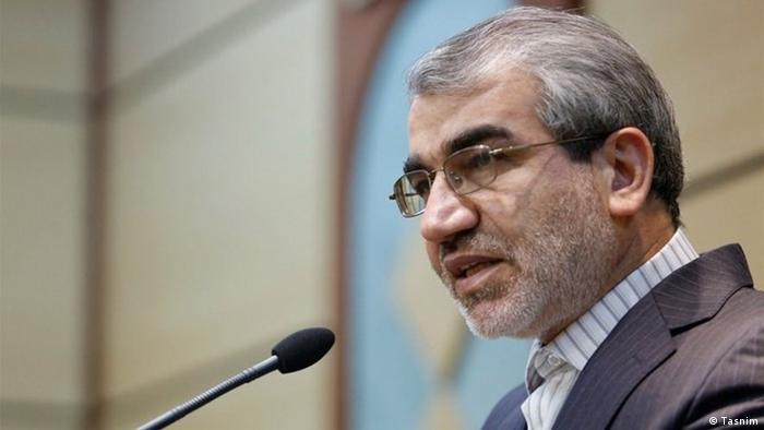 Abbas Ali Khadkhodai, Sprecher des iranischen Wächterrats