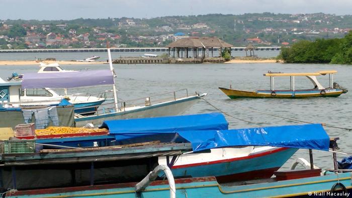 Benoa Bay view