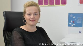 Bosnien - Peer Gewalt - Aleksandra Marin-Diklic (danruzicastihmajica organization)
