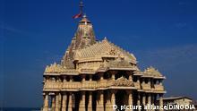 Indien Tempel - Somnath temple