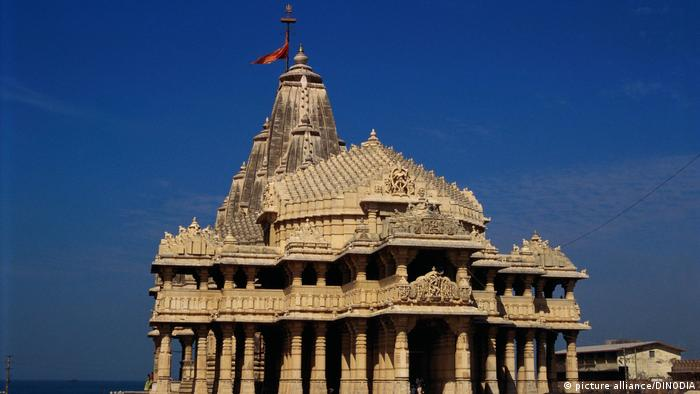 Indien Tempel - Somnath temple (picture alliance/DINODIA)