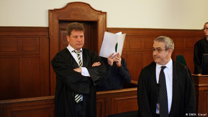 The judge described Hamid H. as a 'narcissist'
