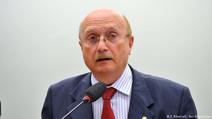 Brasilien Justizminister Osmar Serraglio (Z. Ribeiro/C. dos Deputados)