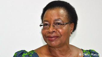 Mosambik Politikerin Graca Machel
