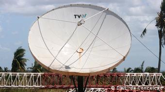 Mosambik Antennen Rundfunkanstalten