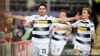 Fußball UEFA Europa League Borussia Mönchengladbach - AC Florenz