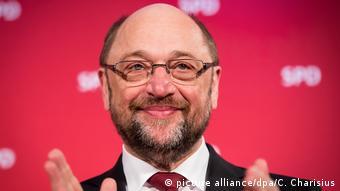 SPD-Kanzlerkandidat Martin Schulz (picture alliance/dpa/C. Charisius)
