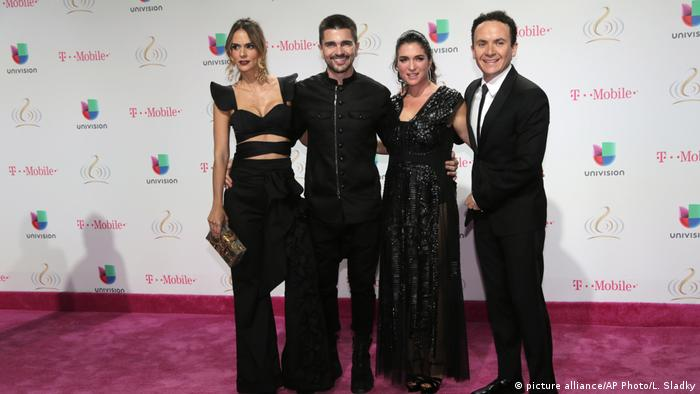 Premio Lo Nuestro Latin Music Awards Juanes (picture alliance/AP Photo/L. Sladky)