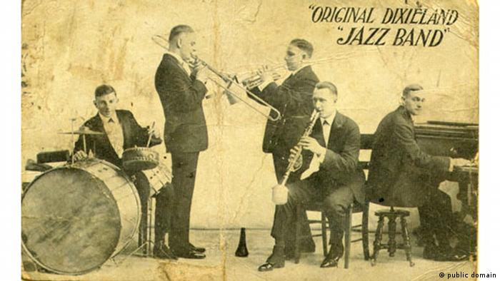 Original Dixieland Jazz Band (public domain)