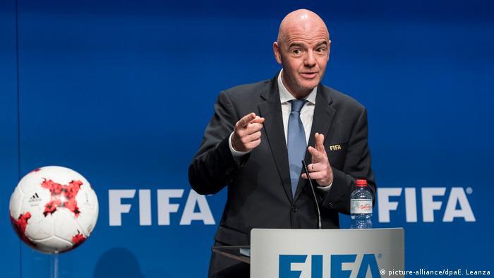 FIFA - Gianni Infantino