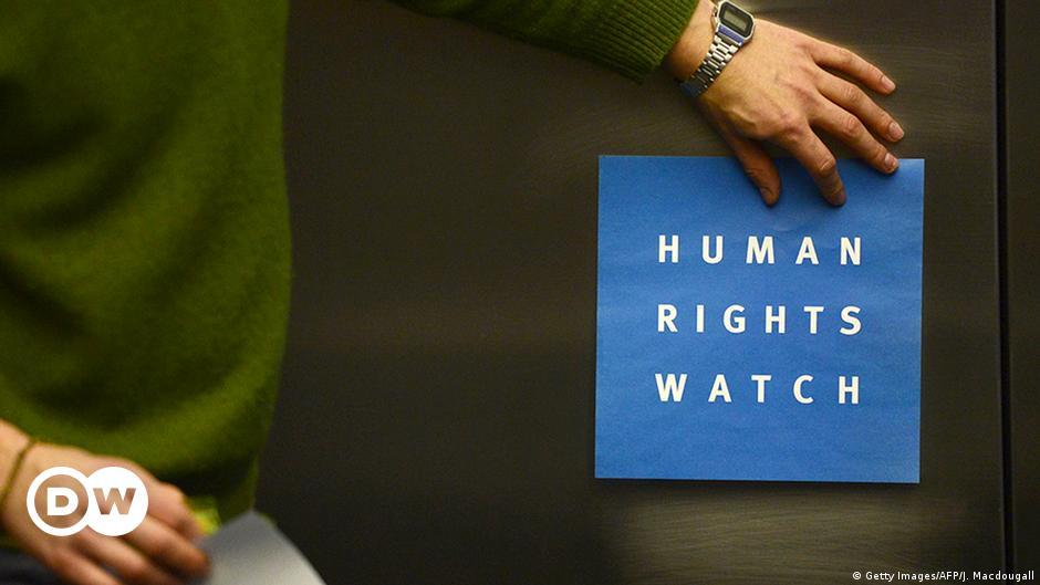 """""""هيومن رايتس ووتش"""" تدين سجن صحفي سوداني في السعودية"""