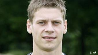 Lukasz Piszczek of German first division, Bundesliga, soccer club Hertha BSC Berlin is pictured during the club's official team photo shooting in Berlin, Germany, Friday, July 6, 2007.