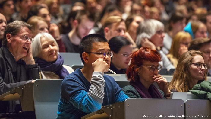 Studenti na predavanju