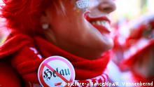 Straßenkarneval - No Gos