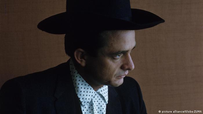 Johnny Cash (picture alliance/Globe-ZUMA)