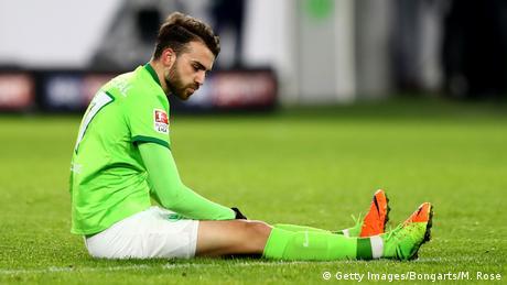 Footballer, Borja Mayoral of Bremen