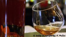 Frankreich Cognac in Bordeaux