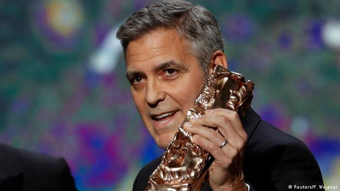 Frankreich George Clooney erhält französischen Ehren-César (Reuters/P. Wojazer)