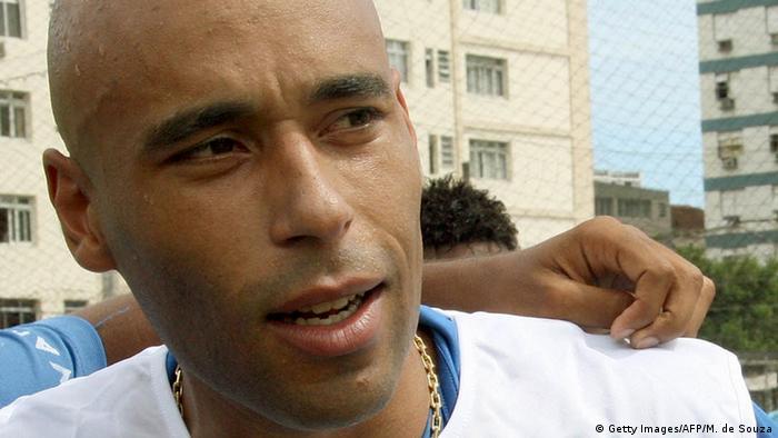 Brasilien Edson Cholbi Nascimento in Santos (Getty Images/AFP/M. de Souza)