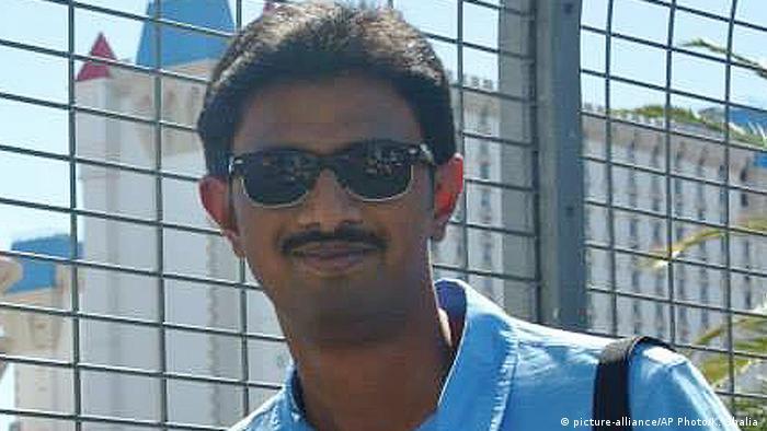 Mordopfer Srinivas Kuchibhotla