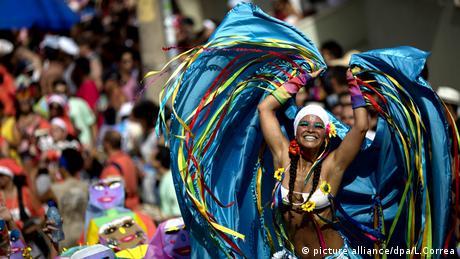 Karneval in Rio de Janeiro Brasilien