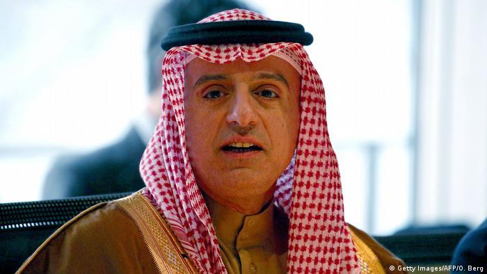 Saudi Arabien Aussenminister Adel bin Ahmed Al-Jubeir