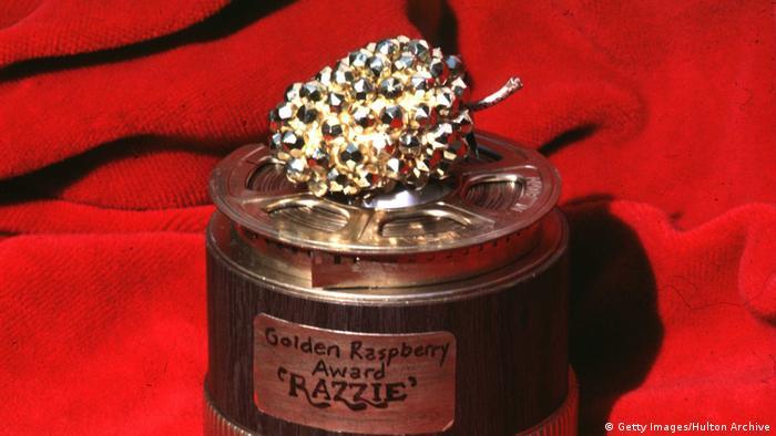Mit diesem Preis prahlt kaum ein Filmschaffender (Getty Images/Hulton Archive)
