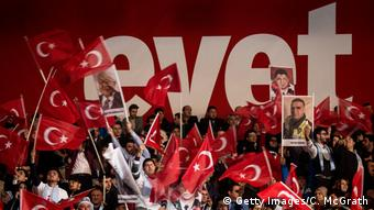 AKP Kundgebung in Ankara (Getty Images/C. McGrath)