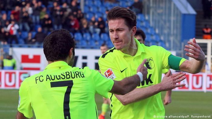 Fussball SV Darmstadt 98 v FC Augsburg - Bundesliga