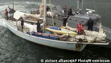 Philippinen Deutschland Segelboot Entführungsopfer Abu Sayyaf